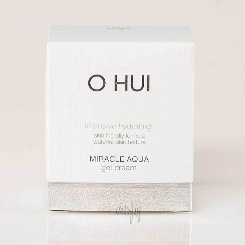 Крем-гель увлажняющий для лица O HUI Miracle Aqua Gel Cream - 50 мл
