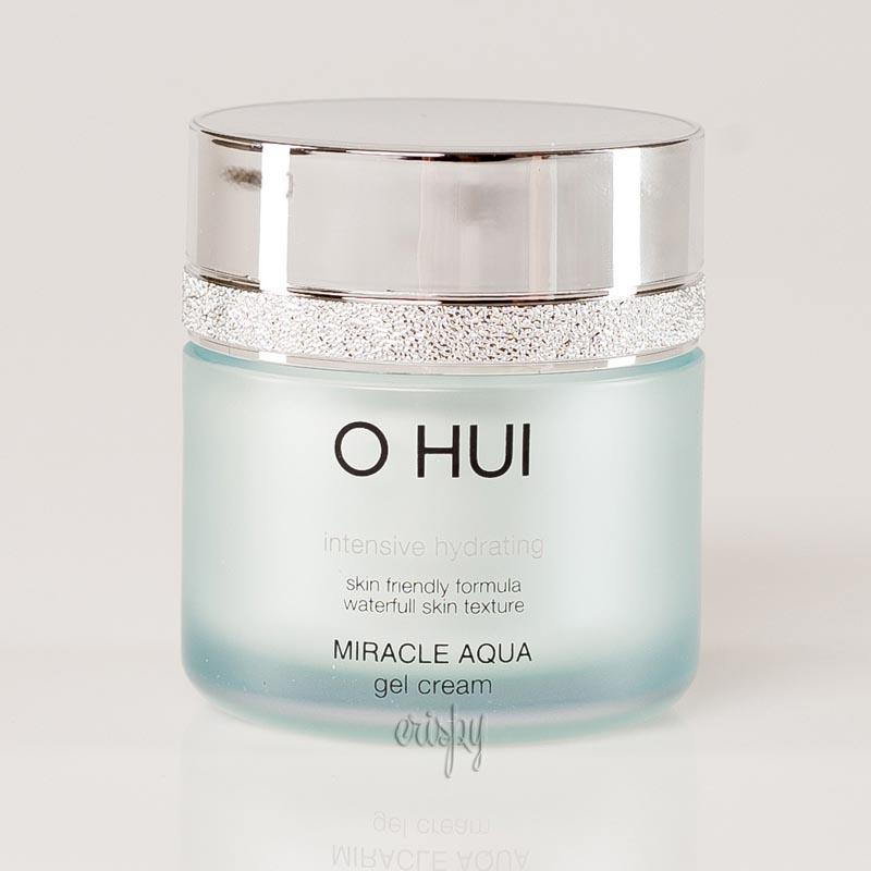 Крем-гель увлажняющий для лица O HUI Miracle Aqua Gel Cream - 50 мл - Фото №2
