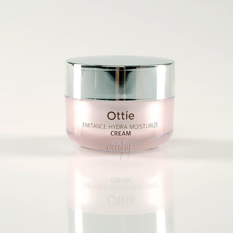 Крем для лица с гиалуроновой кислотой Emitance Hydra Moisturize Cream Ottie (50 г)