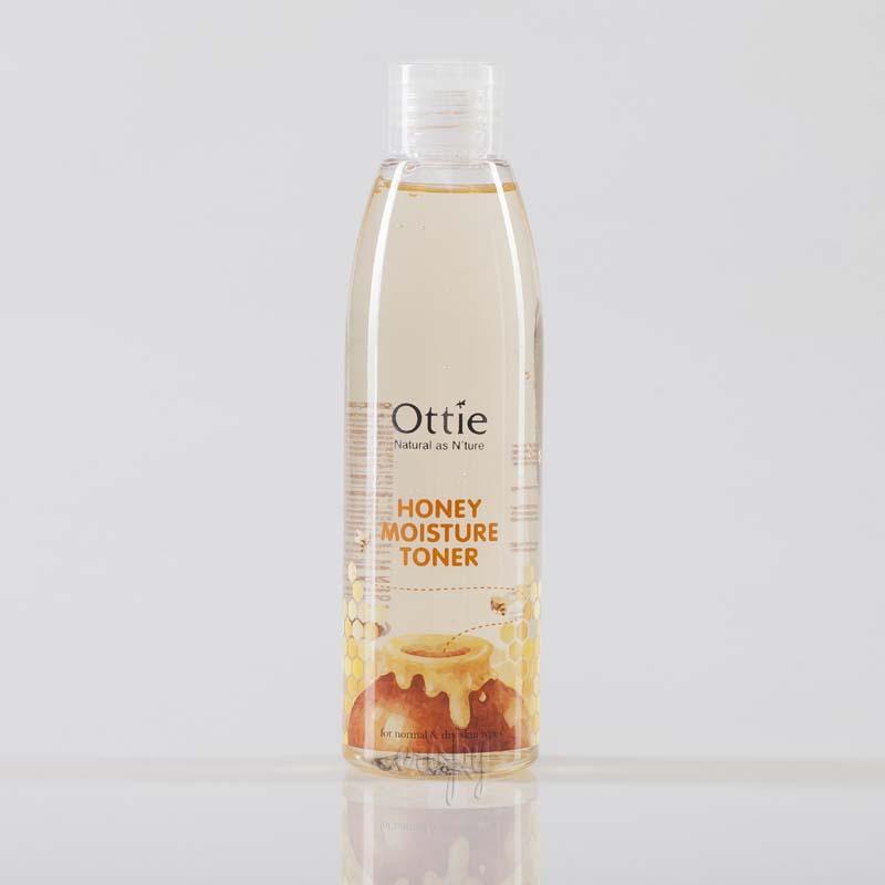 Увлажняющий тоник с медом Honey Moisture Toner Ottie (200 мл)
