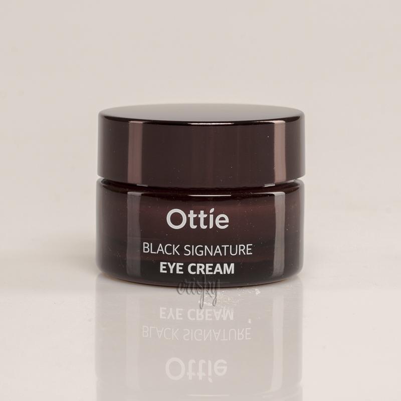 Крем для глаз с муцином улитки омолаживающий Ottie Black Signature Eye Cream - 30 мл - Фото №2
