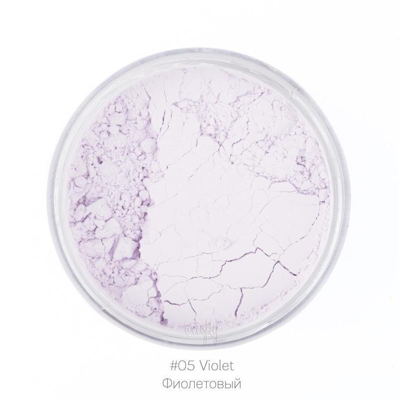 Бархатная пудра для лица Face Powder OTTIE - 10 оттенков (20 г)