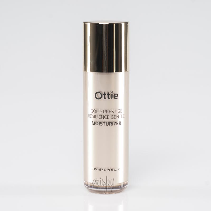 Антивозрастная эмульсия для лица Ottie Gold Prestige Resilience Gentle Moisturizer - 130 мл