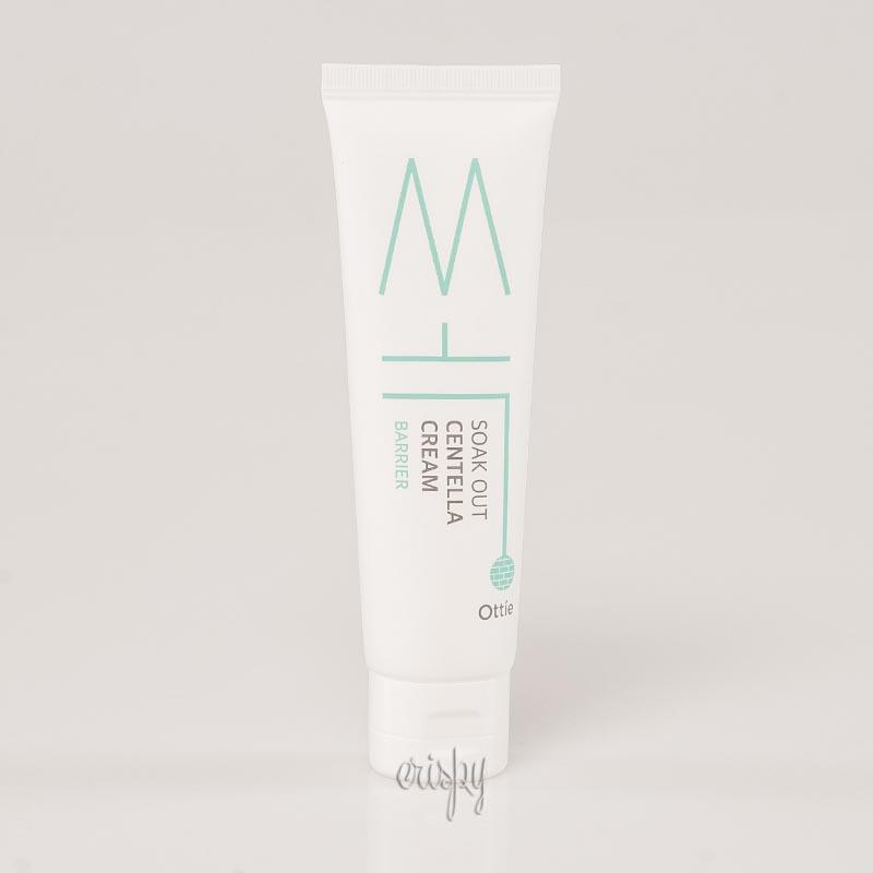 Крем для лечения проблемной кожи лица с центеллой Ottie Soak Out Centella Cream - 50 мл - Фото №2