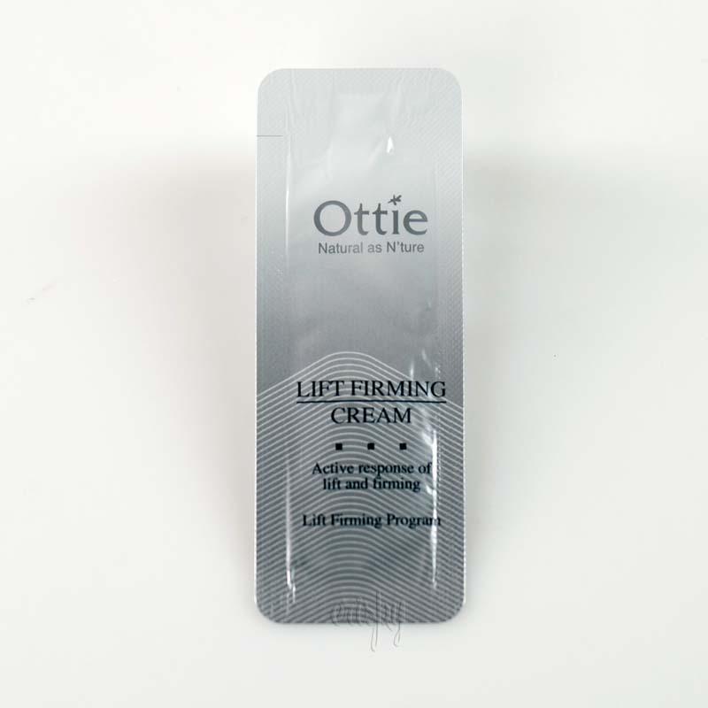 Пробник питательного лифтинг-крема для зрелой кожи Ottie Lift Firming Cream - Фото №2