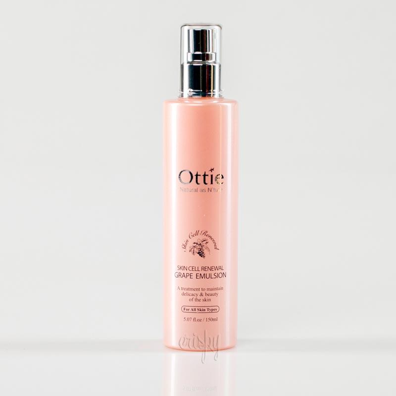 Обновляющая эмульсия с красным вином Skin Cell Renewal Grape Emulsion Ottie (150 мл)