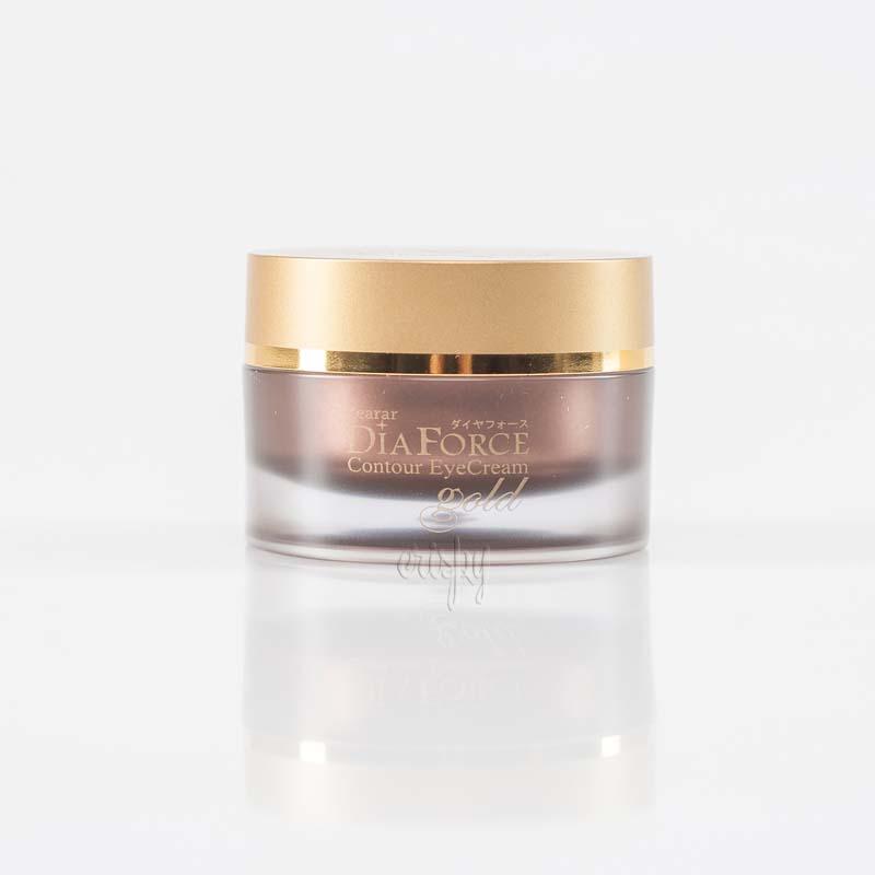 Ночной крем для контура глаз Rearar DiaForce Contour Eye Cream Gold - 30 г
