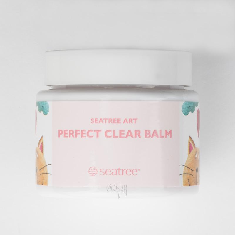 Бальзам-сорбет для очищения кожи от стойкого макияжа Art Perfect Clear Balm SeaNtree - 100 мл