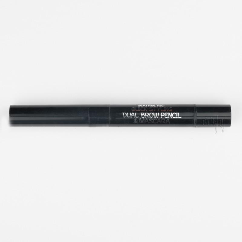 Карандаш + тушь для ухоженных, объемных бровей 2в1 Art Quick Styling Dual Brow Pencil and Mascara SeaNtree (0,17 г + 4 гр)