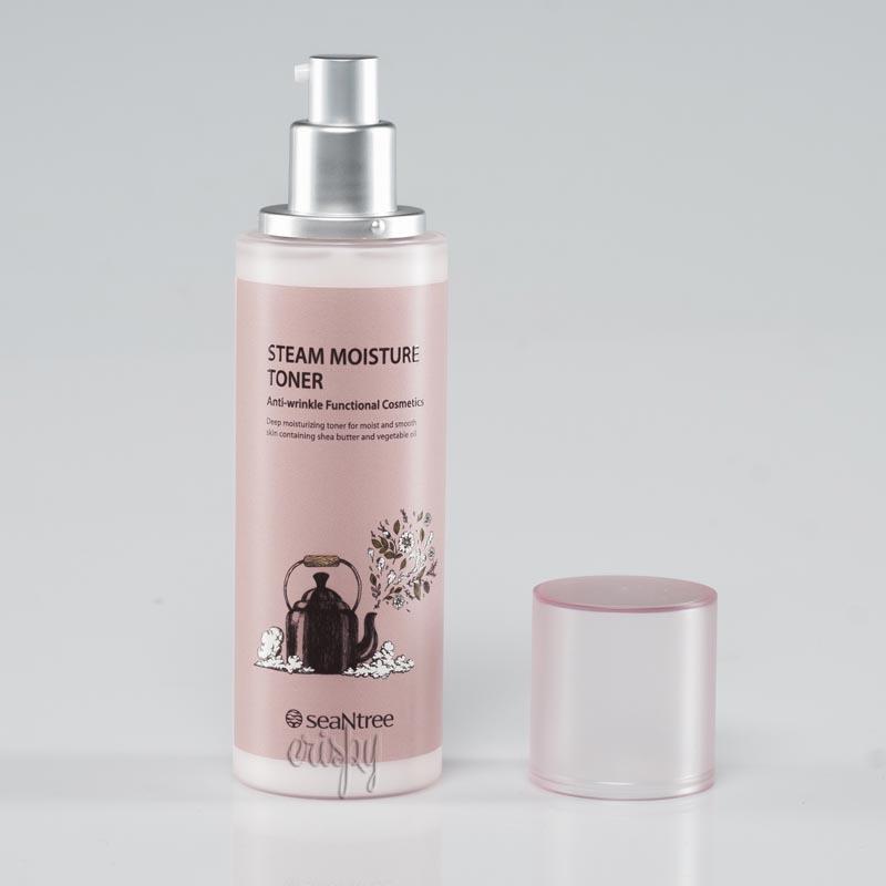 Тонер увлажняющий с маслом ши и комплексом растительных экстрактов Art Steam Moisture Toner SeaNtree - 180 мл