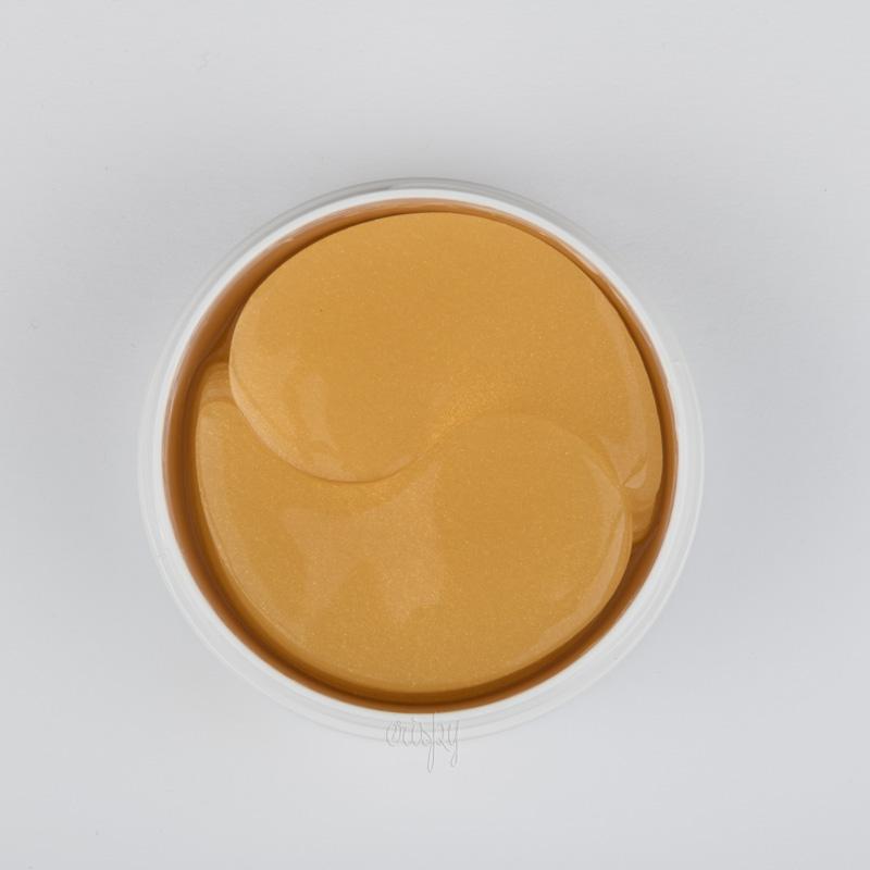 Гидрогелевые патчи для зоны глаз с коллоидным золотом Secret Key Gold Premium First Eye Patch - 60 шт