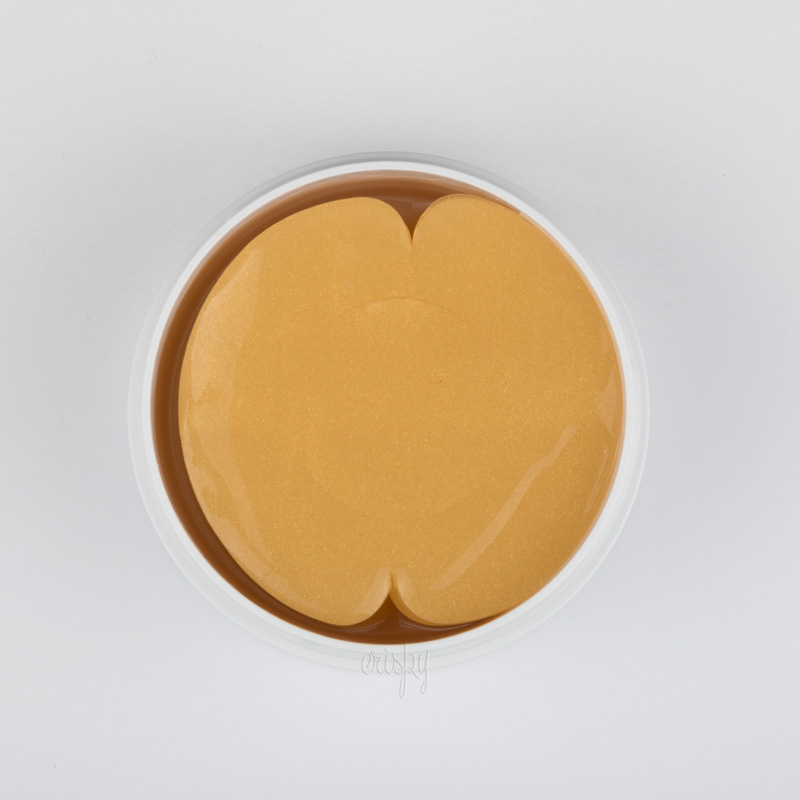 Патчи для век и проблемных участков кожи гидрогелевые Secret Key Gold Racoony Hydrogel Eye & Spot Patch - 90 шт
