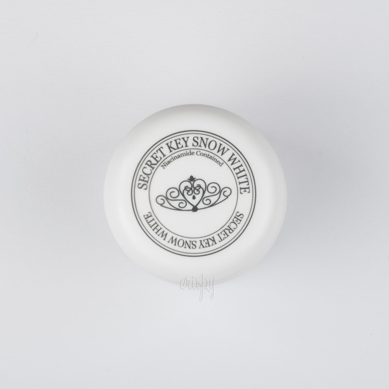 Крем на пептидах молока с отбеливающим эффектом Sеcret Key Snow white Cream - 50 мл
