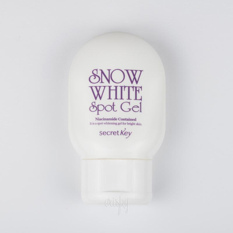 Осветляющий гель от пигментных пятен Secret Key Snow White Spot Gel - 65 мл