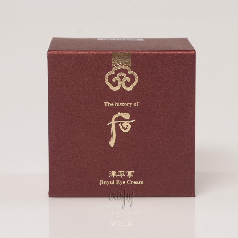 Омолаживающий крем для глаз с фитоэстрогенами The History of Whoo Jinyul Eye Cream - 20 мл