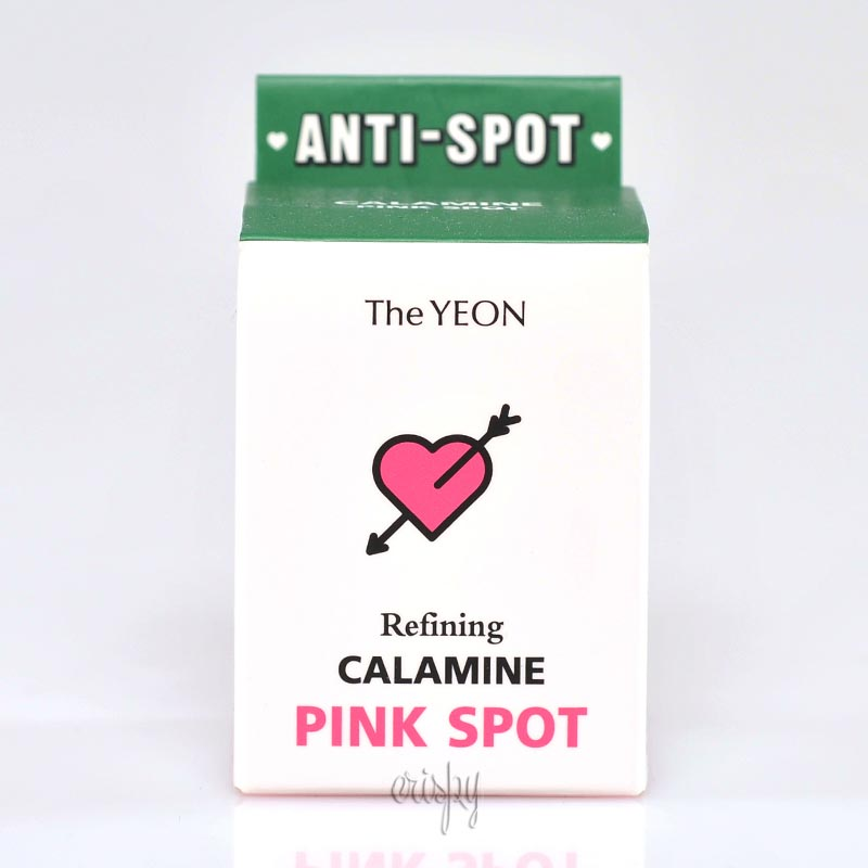 Средство от прыщей  The YEON refining Calamine Pink Spot - 15 мл