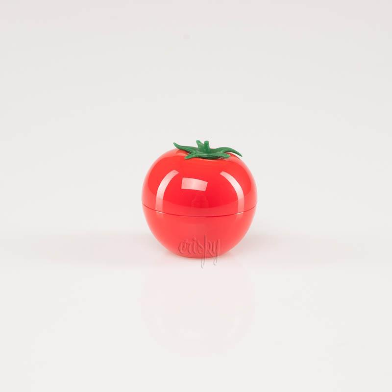 Бальзам для губ с томатом и SPF15 Tony Moly Mini Berry Lip Balm Tomato - 9 г - Фото №2