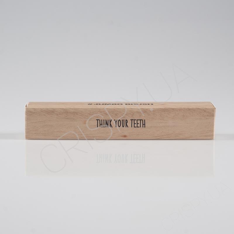Гигантская зубная щетка VT Cosmetics THINK YOUR TEETH JUMBO TOOTHBRUSH - 1 шт.